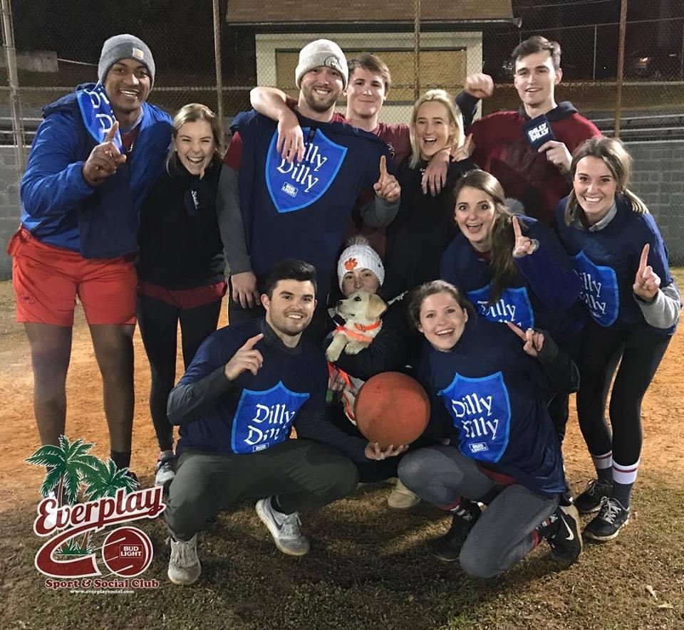 Recreational Kickball - Wednesdays - Early Fall   Everplay Sport