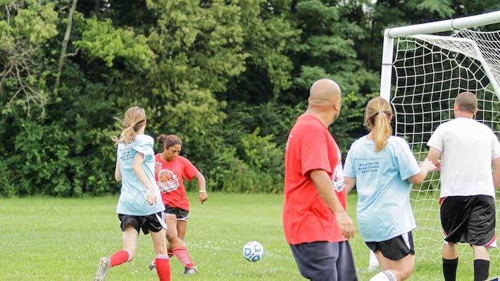 Soccer 7's - Wednesdays - Cayce (Spring)   Everplay Sport & Social Club